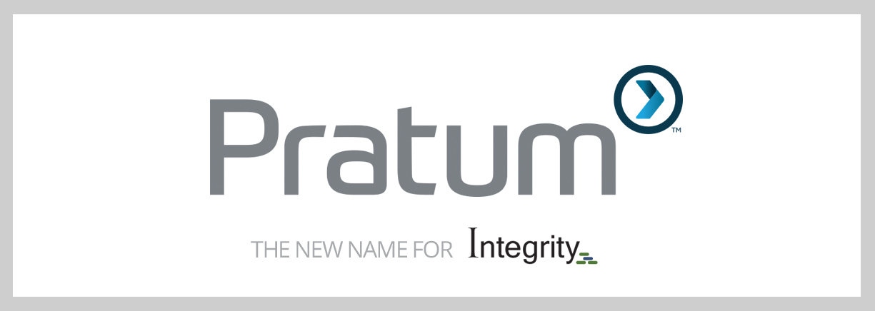 Integrity is now Pratum. We are the same company with the same owner and employess, but we've changed our name.