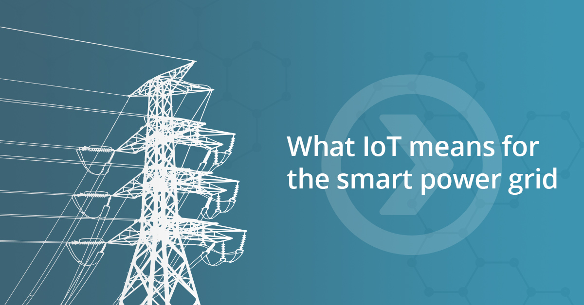 What IoT Means for the Smart Power Grid