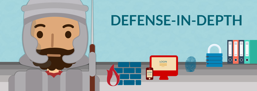 Cybersecurity Defense in Depth - the overall design of your defense in depth strategy is best done through a risk management approach.