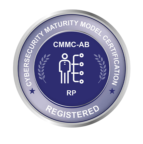 CMMC Registered Practitioner Logo