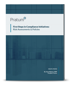 White Paper: First Steps in Compliance Initiatives - Risk Assessments and Policies