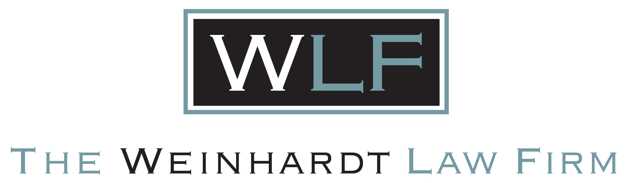 The Weinhardt Law Firm logo